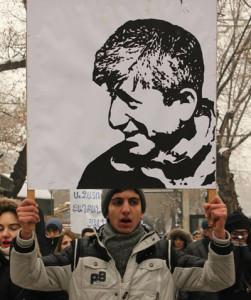Minors Persecuted Armenia
