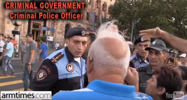criminal armenian police